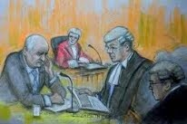 GIVING EVIDENCE IN COURT