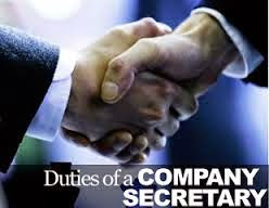 WHY YOU NEED A COMPANY SECRETARY