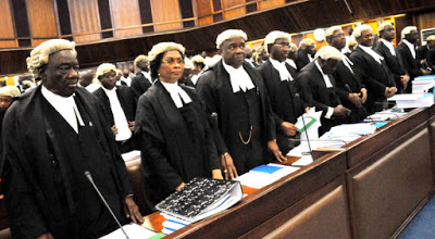 The role of Nigerian lawyers in our society
