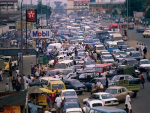 When fuel queues and LASTMA Jams You