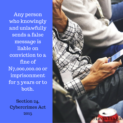 Busayo Adedeji – A Review of the Cybercrimes Act