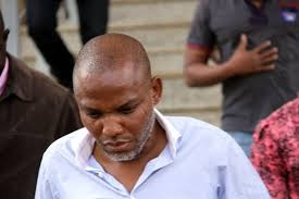 Nnamdi Kanu Bail Conditions: onerous or constitutional? |  Kingsley Ugochukwu Ani