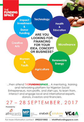 Get finance for your Social Enterprise via The Funding Space