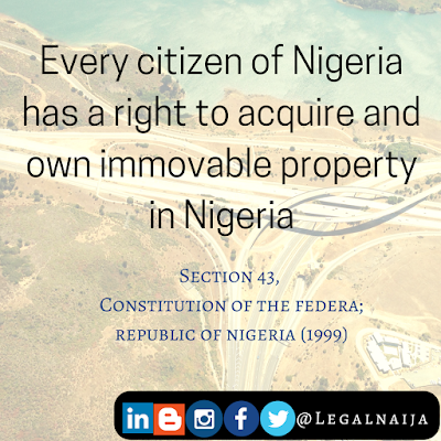 Overview of the Legal requirements for revocation of certificate of occupancy in Nigeria | Teingo Inko-Tariah