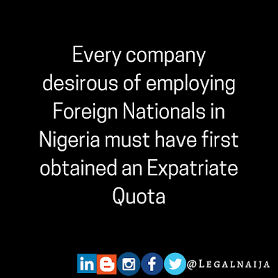 What You Need To Know about Expatriate Employment In Nigeria | Busayo Adedeji