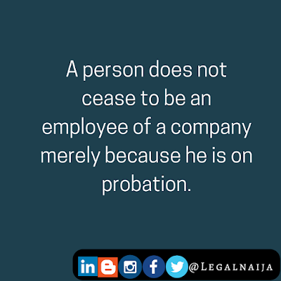 Perspectives on Probation, Confirmation and Promotion in Employment Contract |  Kayode Omosehin, Esq.