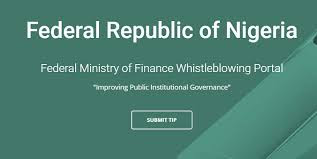 Federal Ministry of Finance (FMF) whistleblowing programme