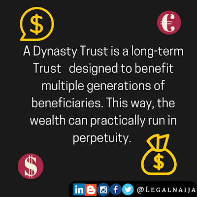 How to make your wealth run in perpetuity