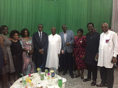 NEC Quarterly meeting begins with NBA President, Paul Usoro SAN and other distinguished members of the Bar