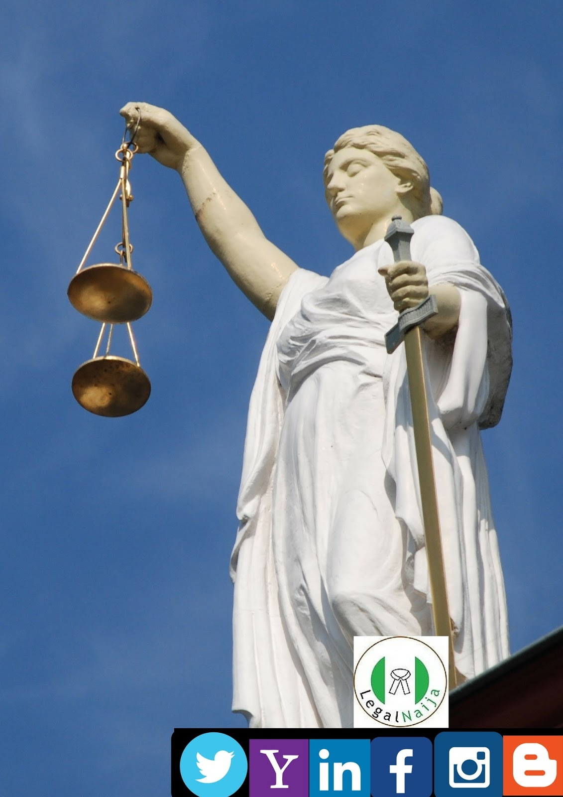 Incorruptible judiciary as a catalyst for an equitable and progressive society |  Adaeze Akuegbu