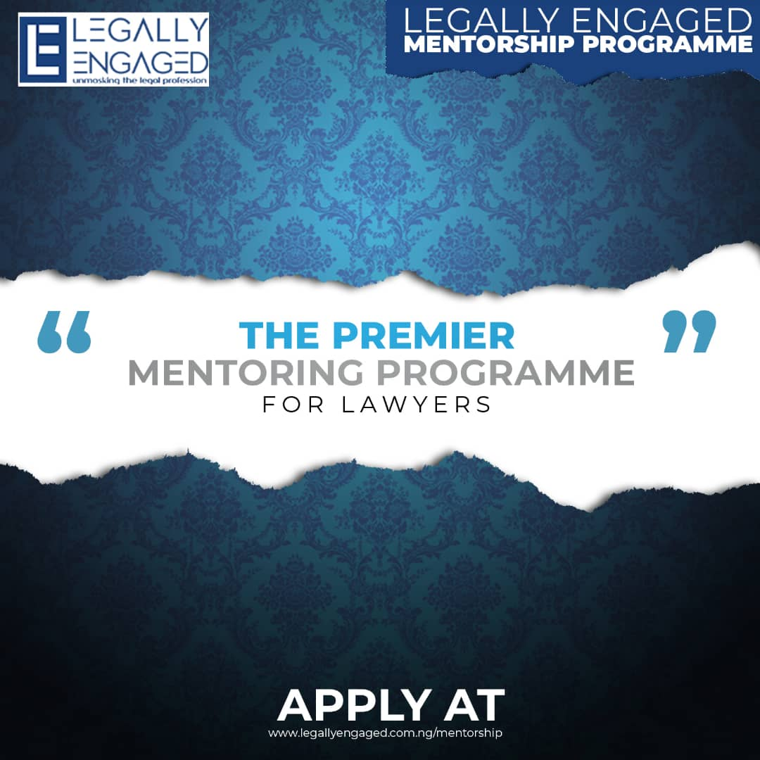 Legally Engaged Mentorship Programme