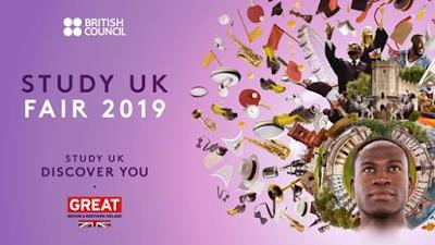 Get Personalised Study ,Visa & Scholarships Advice at the  Study UK Fair