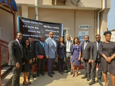 Olumide Akpata Calls For Capacity Building At Young Lawyers Forum (YLF) Summit