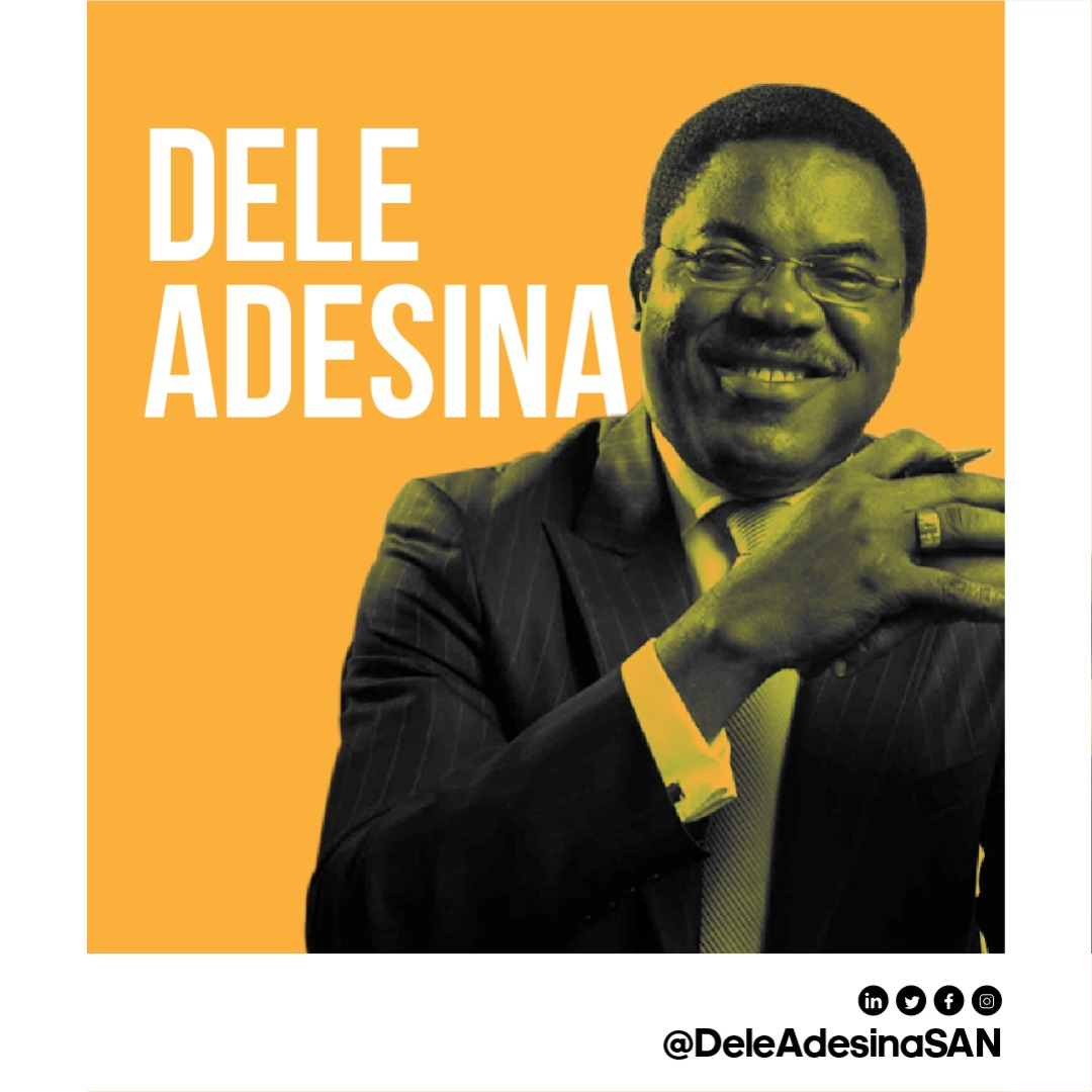 Friends of Dele Adesina SAN Respond to the Malicious Online Publication