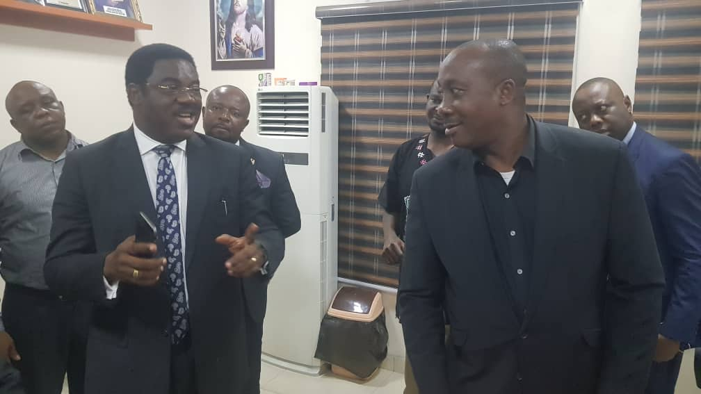 DELE ADESINA SAN'S VISIT TO PORT-HARCOURT – DAY TWO
