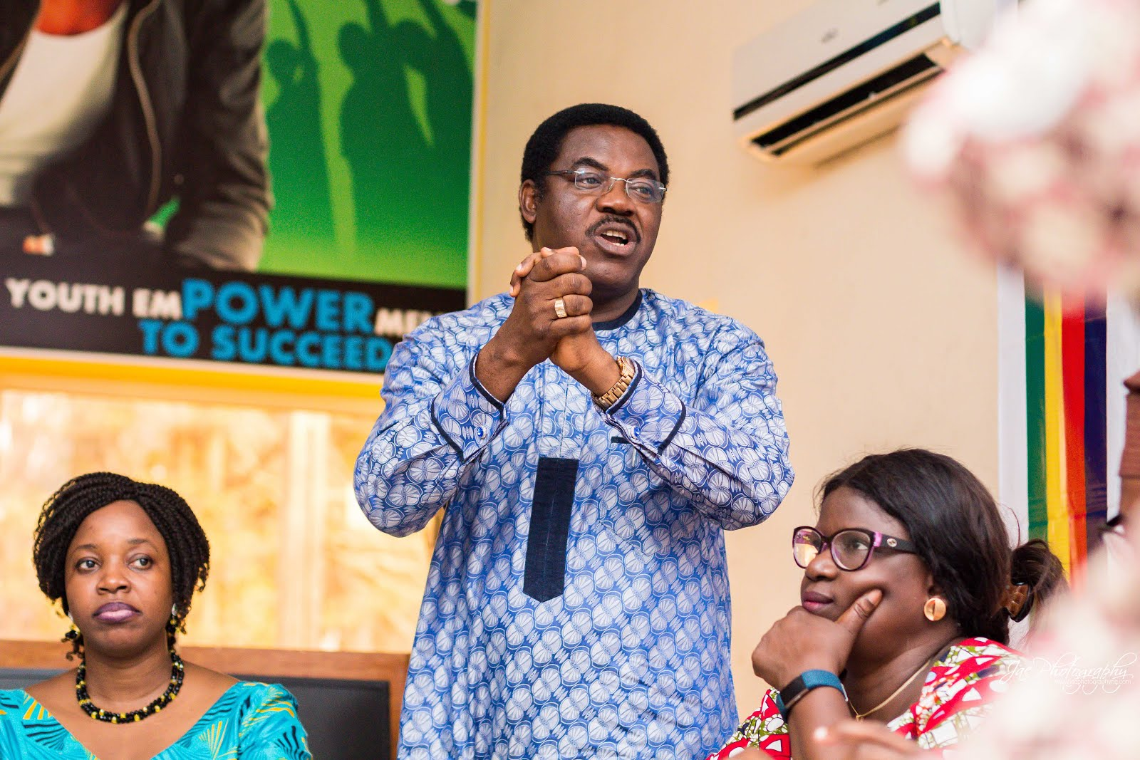 Dele Adesina SAN as the General Secretary of the Nigerian Bar Association, from 2002-2004, spoke Truth to Power