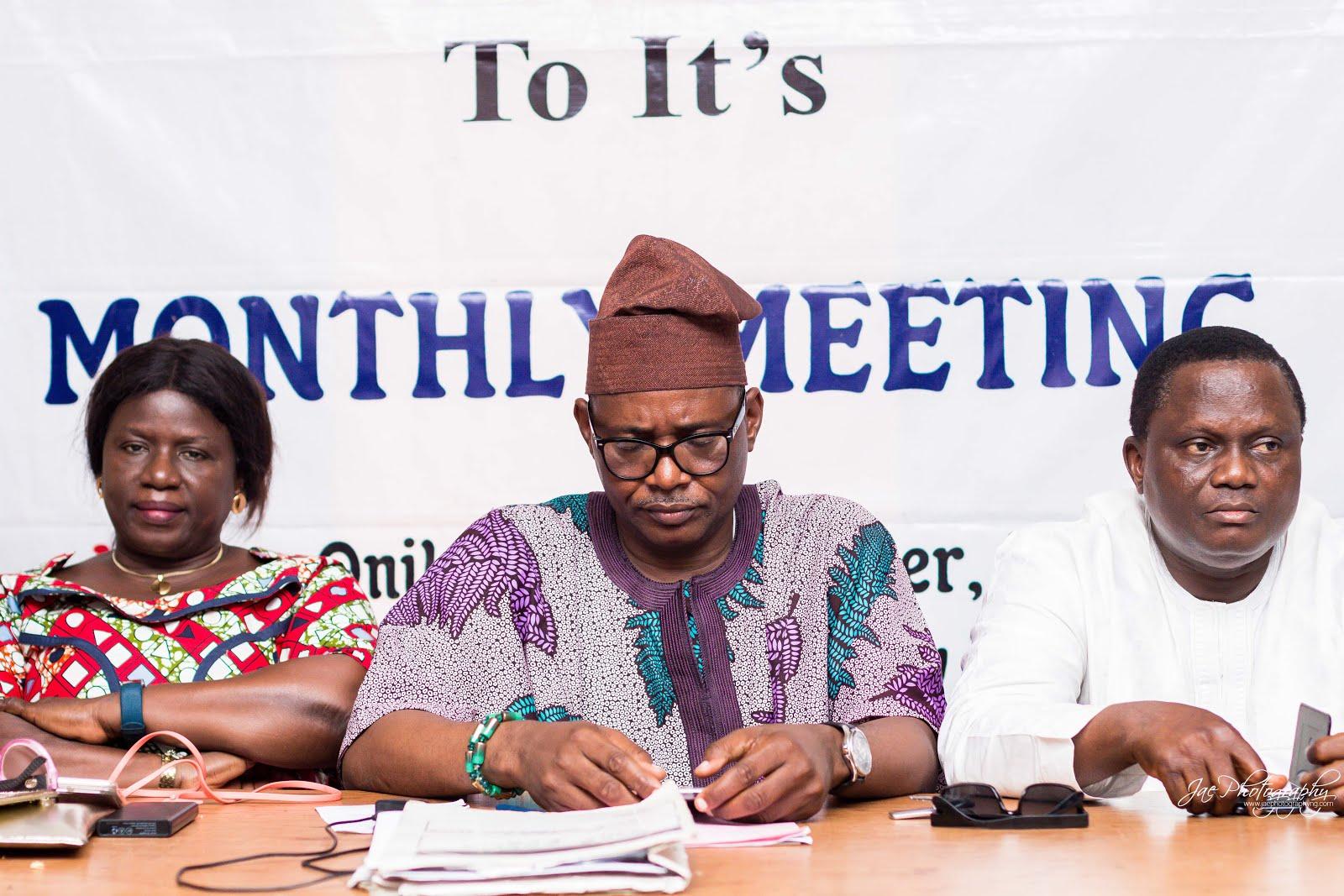Chairman Egbe Amofin ni Eko backs Dele Adesina's Adoption