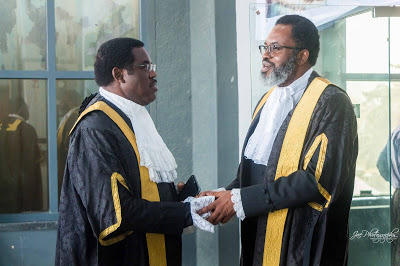 Photo News: Special Valedictory Court Session in honour of the President of the Court of Appeal, Honourable Justice Zainab Adamu Bulkachuwa