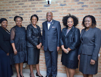 PUSAN MILESTONES: Promoting Gender Balance in the Legal Profession