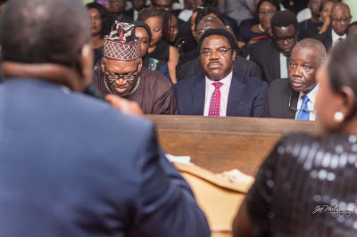 NBA Ikeja Branch Unanimously Adopts Dele Adesina, SAN As Sole Candidate for the Office of the President, Nigerian Bar Association (OPNB)