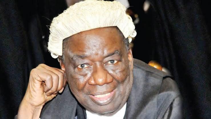 Tribute to Chief R.O.A Akinjide SAN: A Legal Colosus | Chief Wole Olanipekun SAN