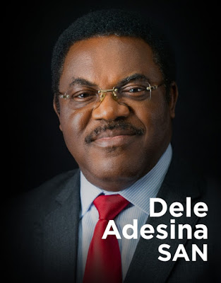 The Journey Towards Securing The Future Of The Bar Has Begun   Dele Adesina SAN