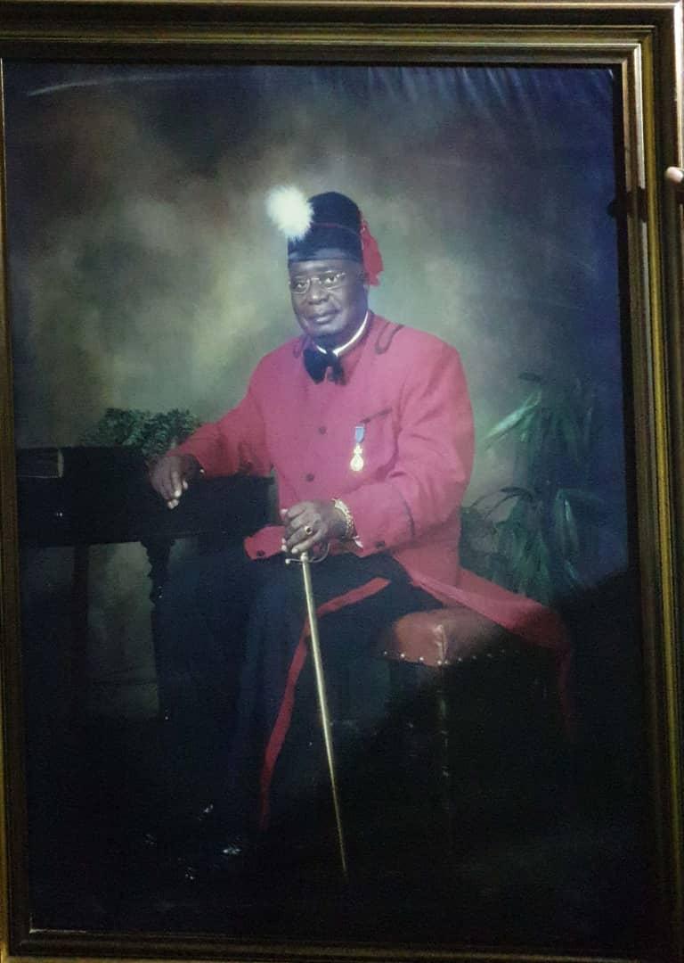 Caroline Ibharuneafe Commiserates Over the Loss of Chief Sir Alfred Eghobamien SAN