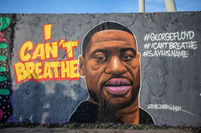 Murder of George Floyd- The Last Breathe That May Emancipate The African – Americans From Police Brutality and Racial Discrimination   Dele Adesina SAN
