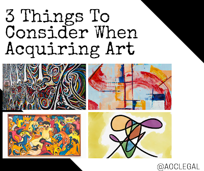 3 Things to Consider When Acquiring Art | Adedunmade Onibokun
