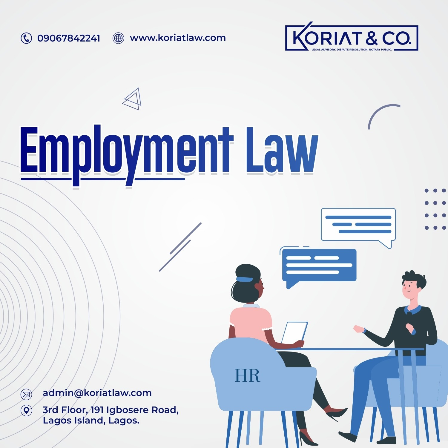 5 Points To Note On Constructive Dismissal Arising From Involuntary Registration   Kayode Omosehin