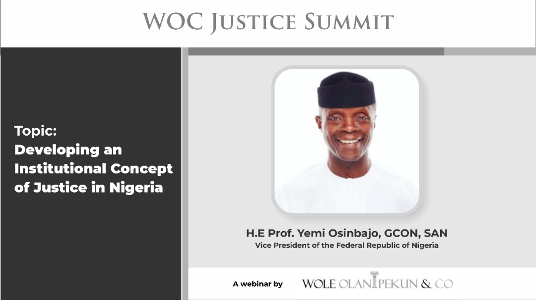WOCJusticeSummit: A Call For Judicial Reforms