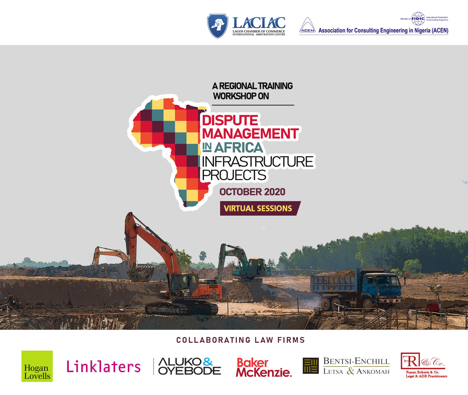 Training: Dispute Management In Africa Infrastructure Projects