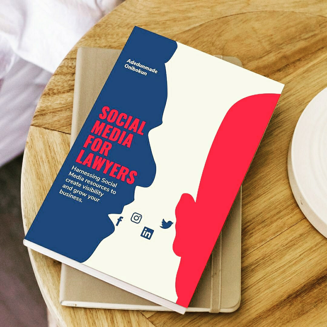 BUY NOW: The Ultimate Guide To Social Media For Lawyers