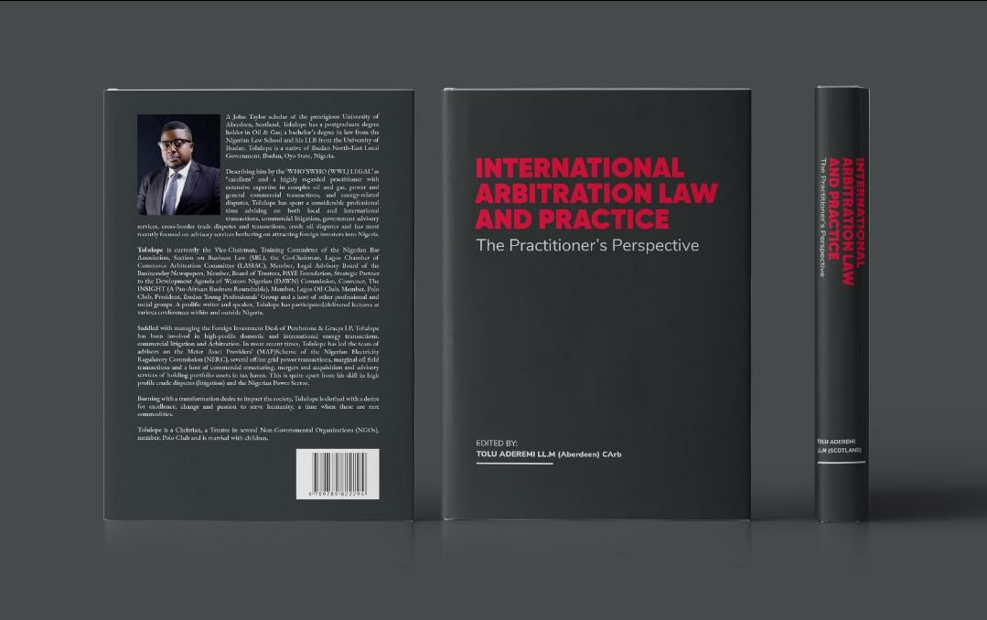 Book Alert: International Arbitration Law & Practice: The Practitioners Perspective